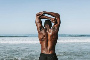 build and lean muscle without supplements