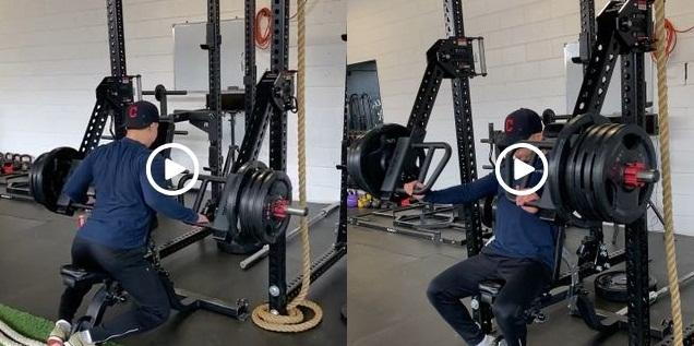 Seated Chest Press And Seated Row on Lever Arm Kit