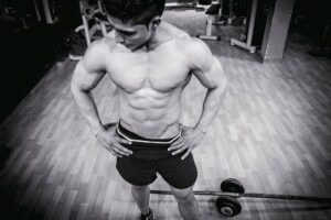 training muscle one or twice